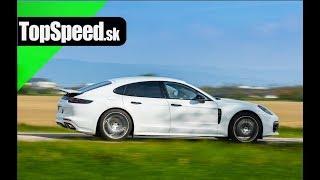 Porsche Panamera 4S Diesel V8 - predstavuje Tomáš DUPLINSKÝ - TopSpeed.sk