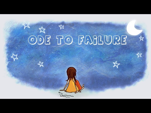 Ode To Failure (A short film written and illustrated by Tamara Levitt)