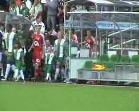Bajen vs IFK Göteborg 2008