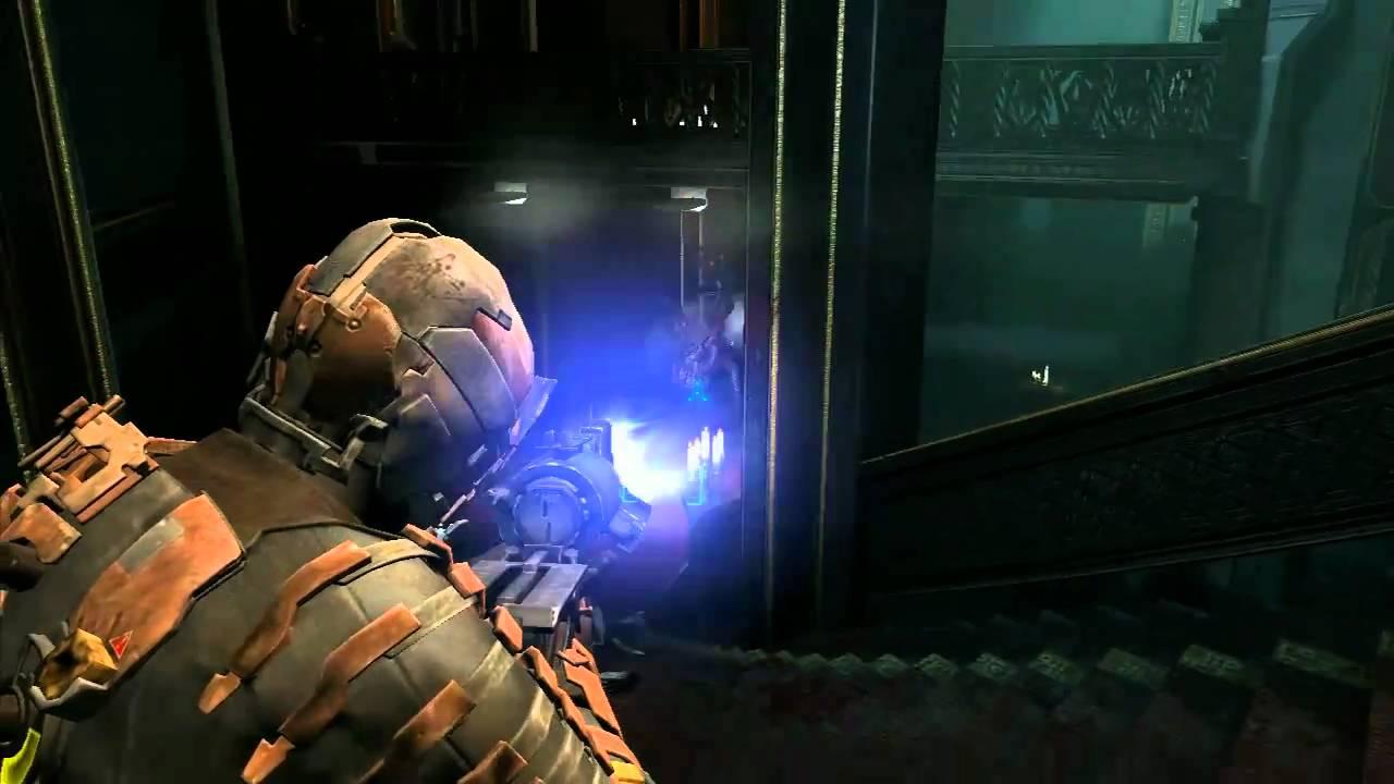 Dead Space 2 Walkthrough - Chapter 4: Part 1 - YouTube