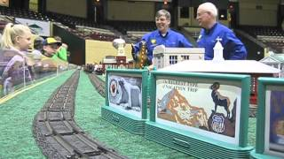 ACSG Washington and Old Dominion Division at the Greenberg Train Show