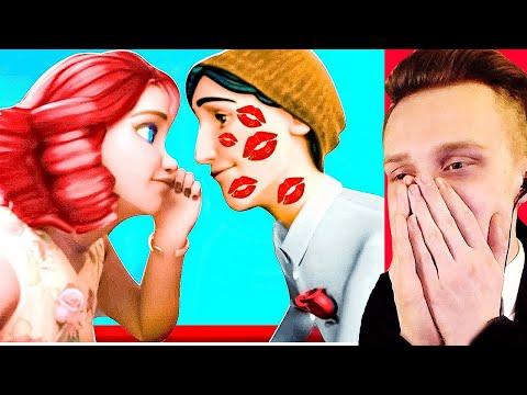 Видео: СМОТРИ это САМОЕ РОМАНТИЧЕСКОЕ ВИДЕО про ЛЮБОВЬ! / Попробуй не УЛЫБНУТЬСЯ!