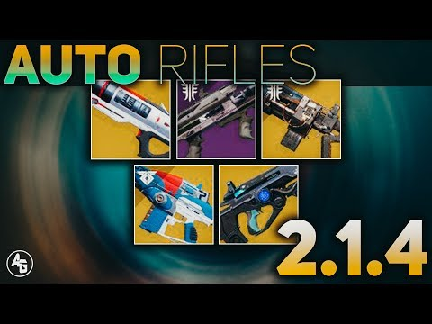 Auto Rifle Buff in 2.1.4 (Updated TTK and Damage Values) | Destiny 2 Sandbox 2.1.4 thumbnail