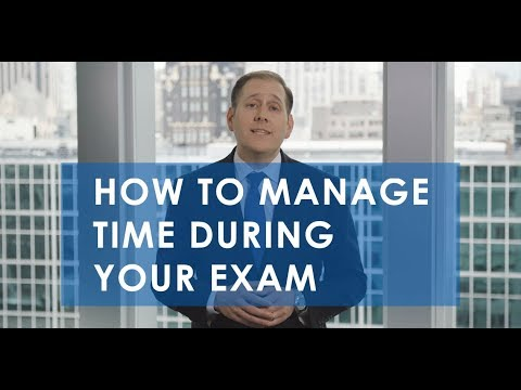 How To Manage Time During Your FINRA Exam (Series 7 & SIE Exam Tips)