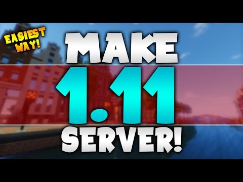 Easiest Way To Make Minecraft Server
