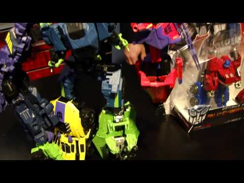 Bruticus Transformers Generations Fall of Cybertron 1