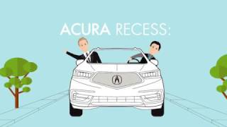 Acura Recess Starring Blake Price and Matt Sekeres