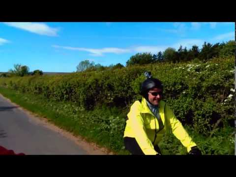 Nockolds Solicitors' 2014 Coast to Coast Cycle Ride