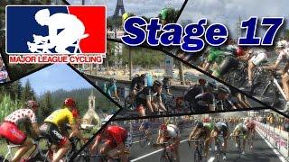 MLC Tour de France 2014 - Stage 17 - Expect the unexpected!