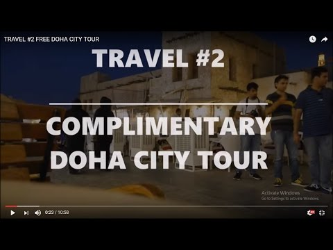 TRAVEL #2 FREE DOHA CITY TOUR