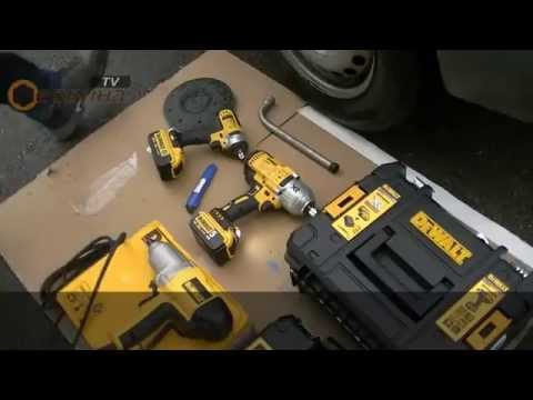 TEST DeWalt DCF899P2 950 Nm Vs DeWalt DCF880M2 203 Nm Vs DeWalt DW292 440 Nm