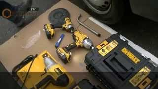 TEST DeWalt DCF899P2 950 Nm Vs DeWalt DCF880M2 203 Nm Vs DeWalt DW292 440 Nm