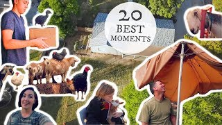 Our 20 BEST MOMENTS of 2018 😂| Weed \'em & Reap