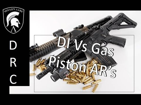 DI vs Pistion Gas System, which do you need and why do you need it?