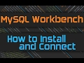 How to Install and Connect in MySQL Workbench on Windows 10