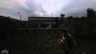STALKER - Эхо Чернобыля 2 - странная аномалия и невидимая преграда - 2014-01-30 13-52(, 2014-02-03T15:01:39.000Z)
