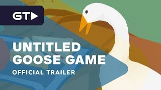 Untitled Goose Game - Official PS4 Trailer