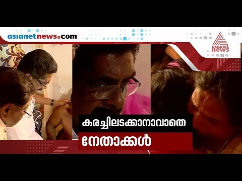 2 Youth Congress workers hacked to death in Kasargod ; Cong leaders visit houses of victims