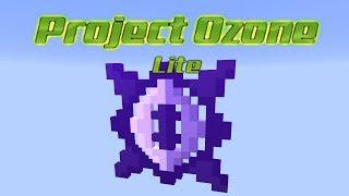 Project Ozone Lite - CHAOS CORE [E54] (HermitCraft Server Modded Minecraft Sky Block)