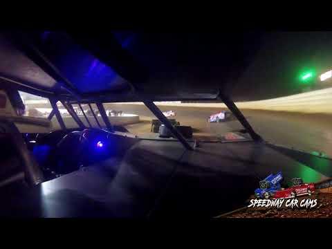 #5 Jamie Stanley - Crate Late Model - 9-7-19 Volunteer Speedway - In-Car Camera
