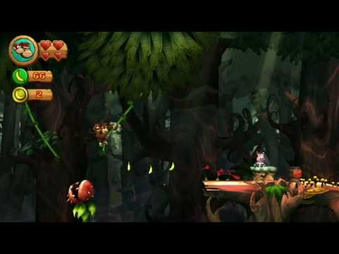 Donkey Kong Country Returns (Wii) E3 2010 Trailer