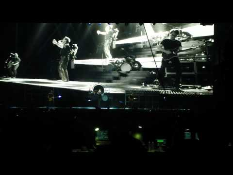 Van Halen: China Town - Greensboro Coliseum Complex, 4/21/2012