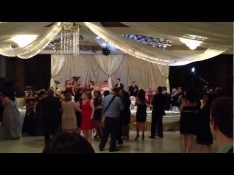 Assyrian Wedding Entrance