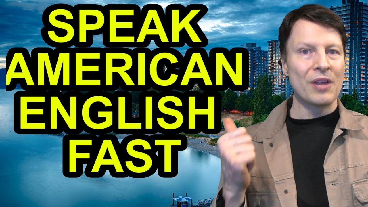 how to learn speak english quickly