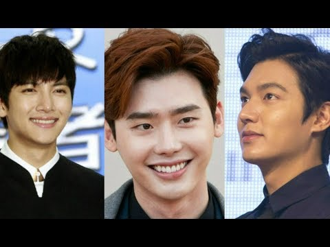 ANKHON MEIN AANSOON LAKE//LEE MIN HO, LEE JONG SUK AND JI CHANG WOOK SPECIAL//KOREAN MIX