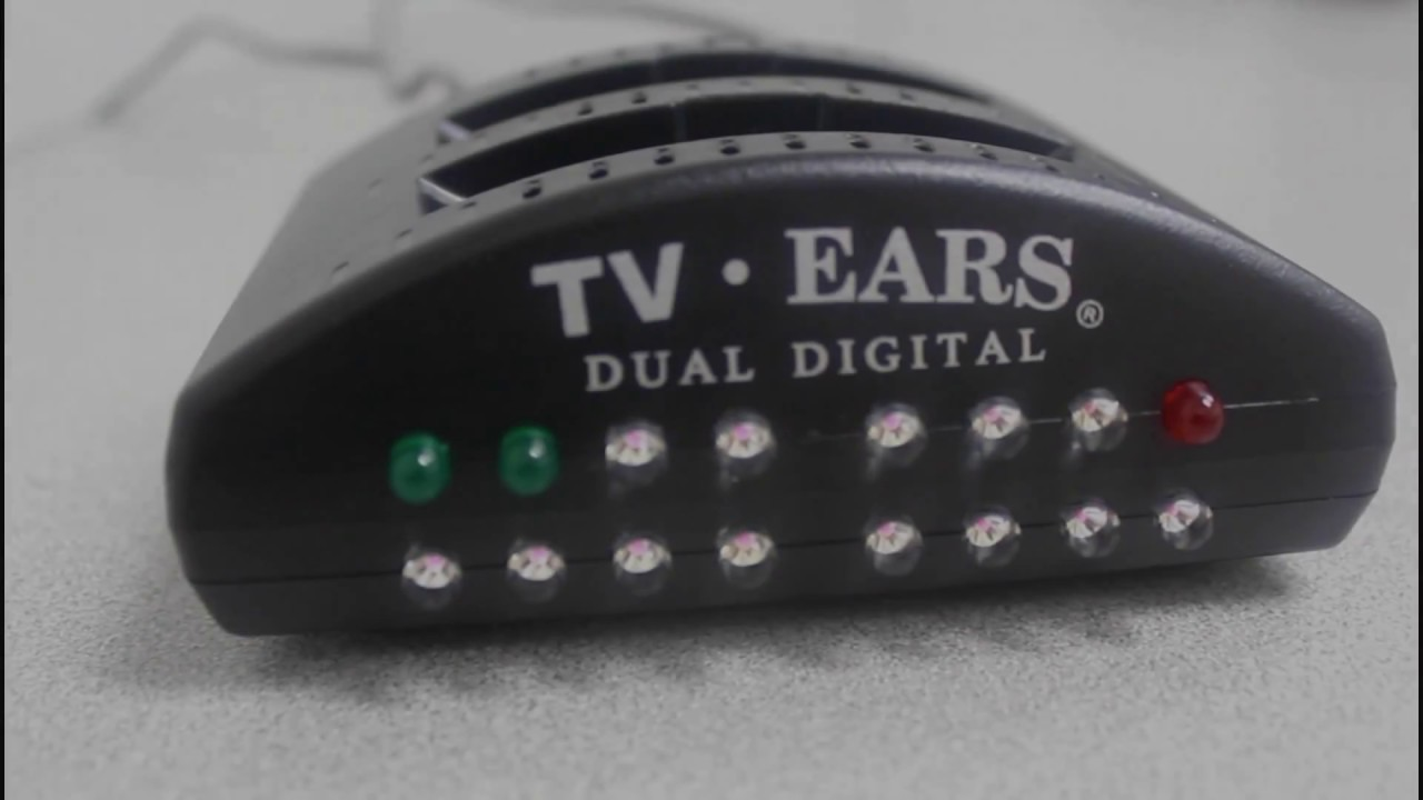 TV Ears Troubleshooting: Charge Light