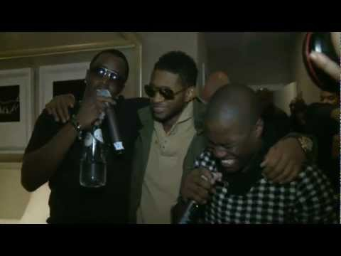Diddy's Dirty Money Party With Kevin Hart