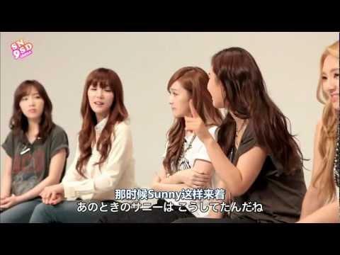 少女時代Girls' Generation Complete Video Collection Talk完整版(Full ver.)[中字/Chi Sub]