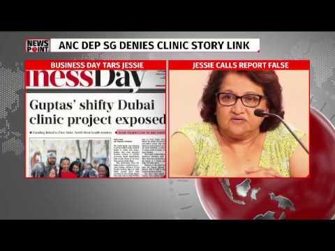 Jessie Duarte denies clinic link story