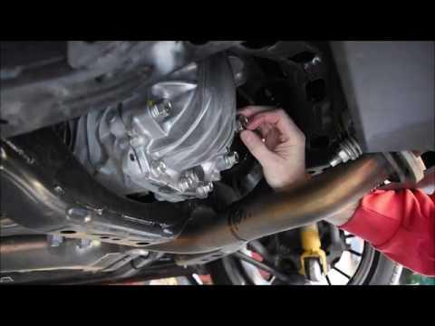 Mazda MX-5 Miata Differential Fluid Change ND