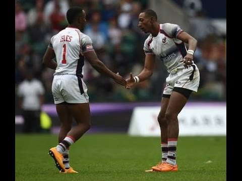 Carlin Isles and Perry Baker● Lightning Speed