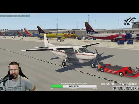 BetterPushBack Plugin - Recorded live chat with the developer - X-plane 11
