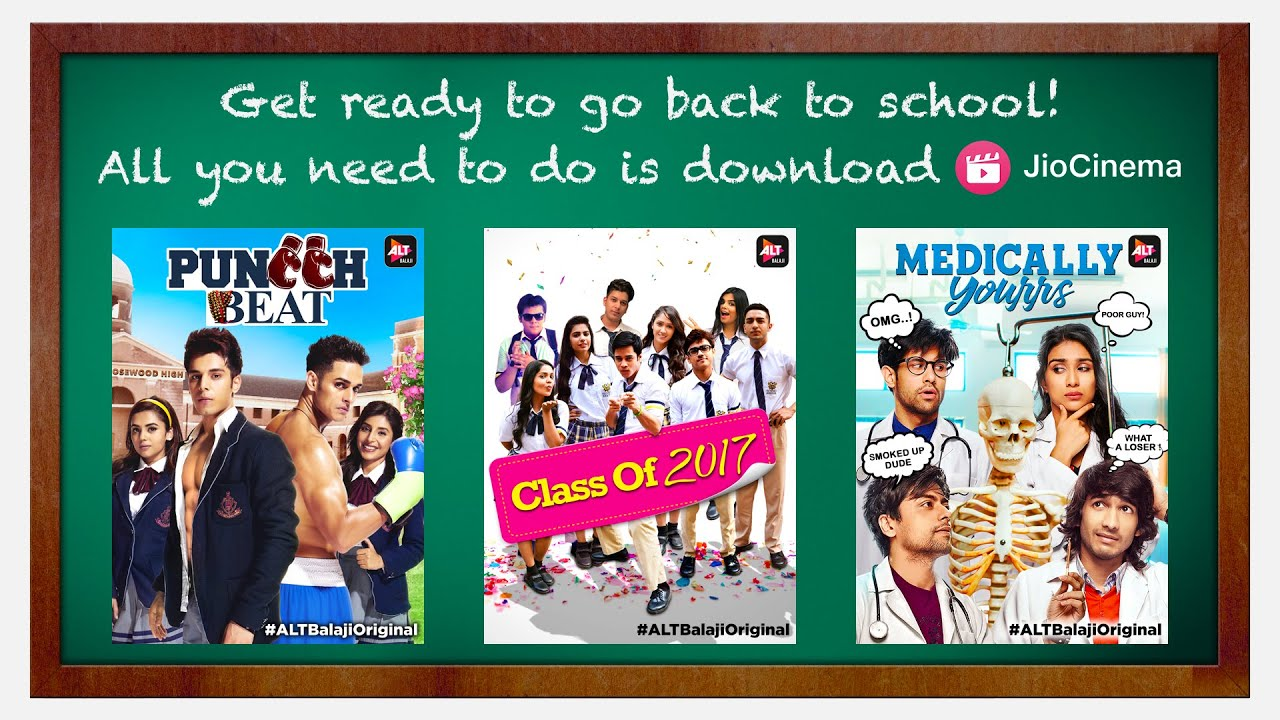 Download Puncch Beat, Class of 2017, Medically Yourrs | All episodes streaming on JioCinema