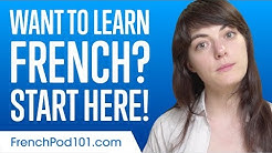 Get Started with French Like a Boss!