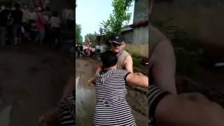 山东济宁市泗水县圣水峪镇政府强拆事件镇领导干部就这样对待老百姓