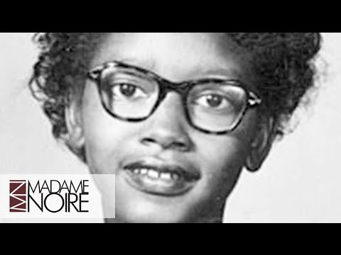 Before Rosa Parks There Was Claudette Colvin | MadameNoire