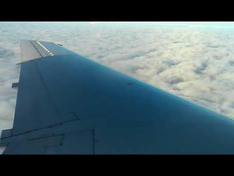 Landing At Bluegrass Airport, Lexington, Kentucky