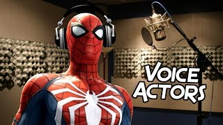 Spider-Man Games Voice Actor Comparison (2000-2018)