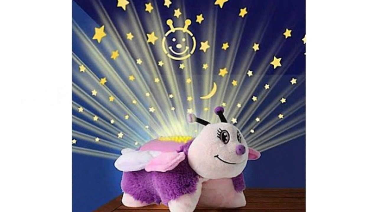 pillow pets dream lites Pillow Pets Dream Lites   Pink Butterfly 11   YouTube pillow pets dream lites