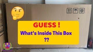 SURPRISE BOX *REVEALED* 😍😍