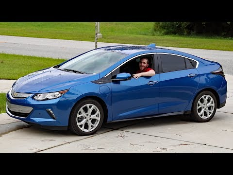 2018 Chevy Volt Premier My Favorite Features And Tech After 1000 Miles