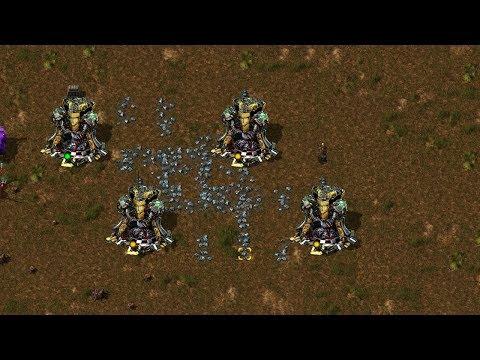 Factorio Mod Spotlight - Deep Core Mining