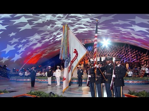 """The NSO Performs """"The Armed Forces Medley"""""""