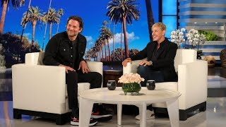 Bradley Cooper on How Fatherhood Has Changed Him Video