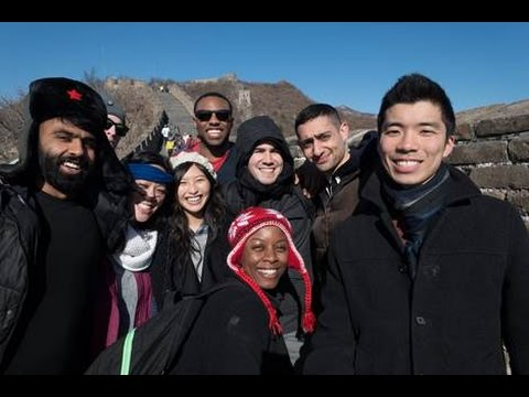 Adam Jamal '15 on the NYU Law in Shanghai experience