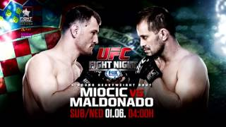 UFC Fight Night: Miočić vs. Maldonado